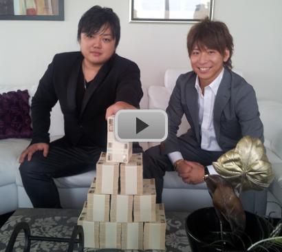 与沢翼さんとAYUさんの対談動画